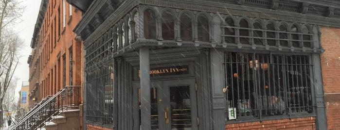 The Brooklyn Inn is one of Boerum Hill/Cobble Hill/Brooklyn Heights.
