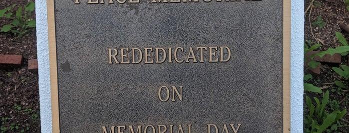 Veterans Museum & Memorial Center is one of Tempat yang Disukai Lisa.