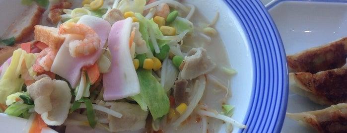 リンガーハット テラスウォーク一宮店 is one of 拉麺マップ.
