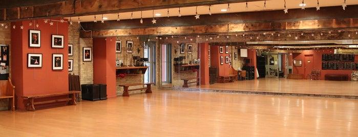 Joy of Dance Studios is one of Canada.