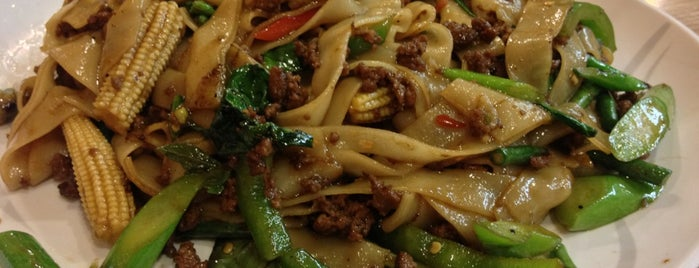 King of Thai Noodle is one of SF Restaurants.