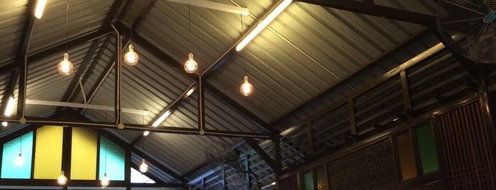 KOPiCAT Kafe Kampung Aneka Rasa is one of Hirman Evo ®  님이 좋아한 장소.