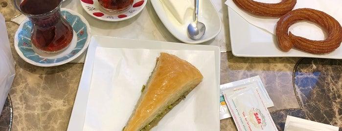 Safa Geleneksel Tatlı Sanatı is one of What to Eat in Turkey.