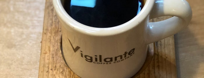 Vigilante Coffee is one of Coleさんのお気に入りスポット.