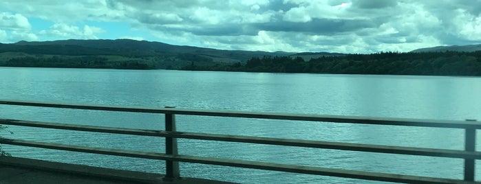 Loch Awe is one of UK roadtrip 2016.