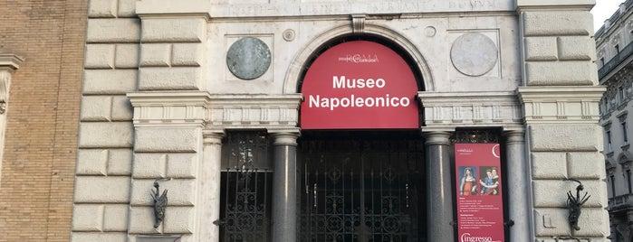 Museo Napoleonico is one of Rome.