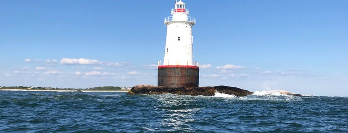 Sakonnet Lighthouse is one of Wishlist.