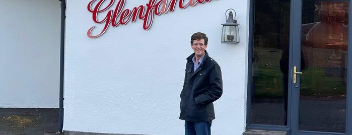 Glenfarclas Distillery is one of Skotsko.