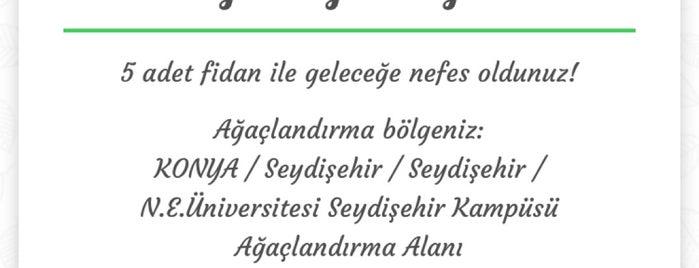 Konya Orman Bölge Müdürlüğü is one of Şuleさんのお気に入りスポット.