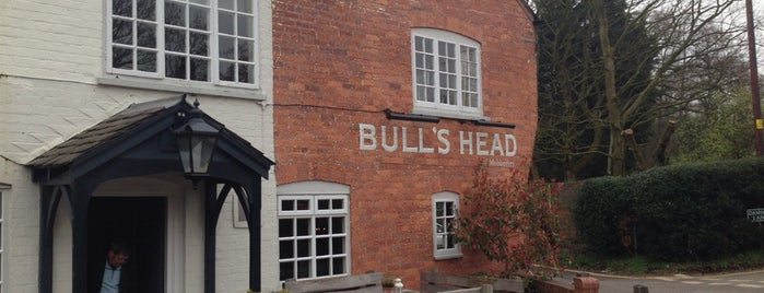 The Bulls Head is one of Posti che sono piaciuti a Carl.