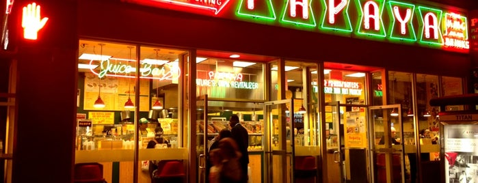 Papaya King is one of To do in NYC with Ciccio.