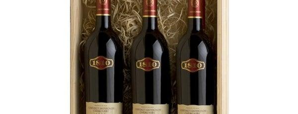 Casa Donoso Winery is one of สถานที่ที่ Peter ถูกใจ.