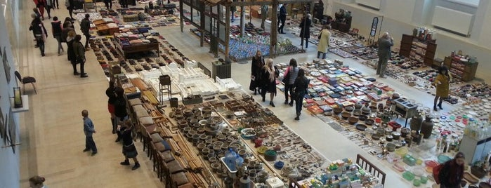 Пятая Московская биеннале современного искусства is one of Natasha 님이 저장한 장소.