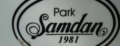 Park Şamdan is one of My Turkish Experiments.