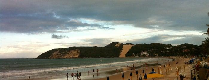 Calçadão de Ponta Negra is one of Posti che sono piaciuti a Fernando Viana.