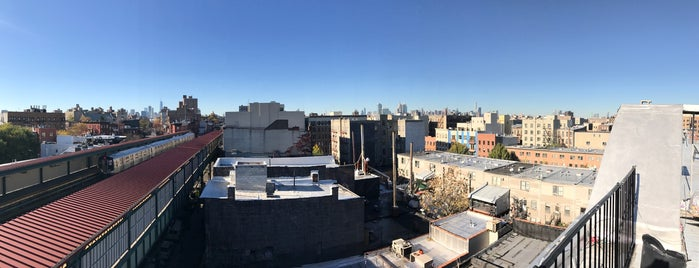 Rooftop In Williamsburg is one of New York City, USA.