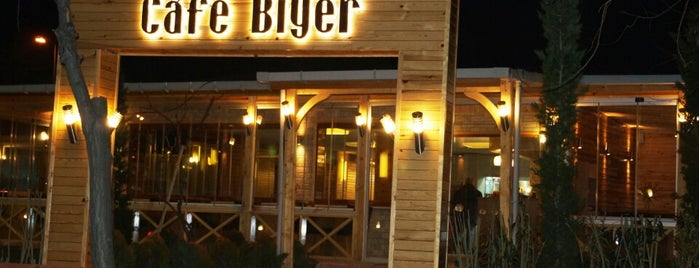 Cafe BiYer is one of ISTANBUL RESTAURANT.