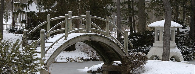 Japanese Garden is one of Day Trips and  Hiking.