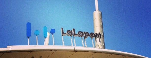 LaLaport Tokyo-Bay is one of Orte, die ZN gefallen.