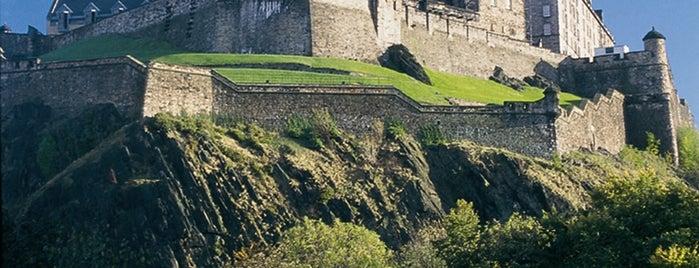 Castello di Edimburgo is one of Scotland.