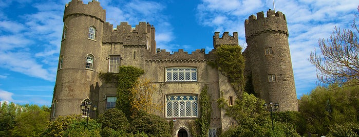Malahide Castle is one of To-visit in Ireland.