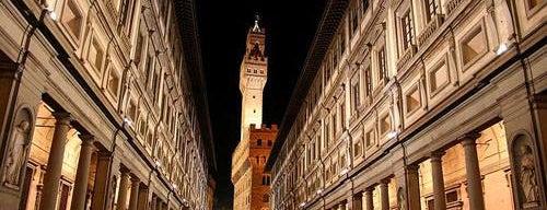 Galleria degli Uffizi is one of Lugares donde estuve en el exterior.