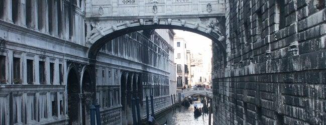 Ponte dei Sospiri is one of Wanderlust.