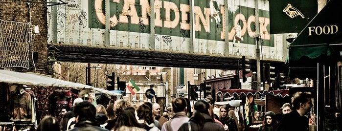 Camden Stables Market is one of À faire à Londres.