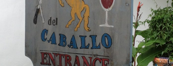 Taberna Del Caballo is one of Places to Drink.