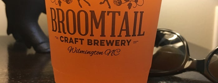 Broomtail Craft Brewery is one of Breweries or Bust 2.
