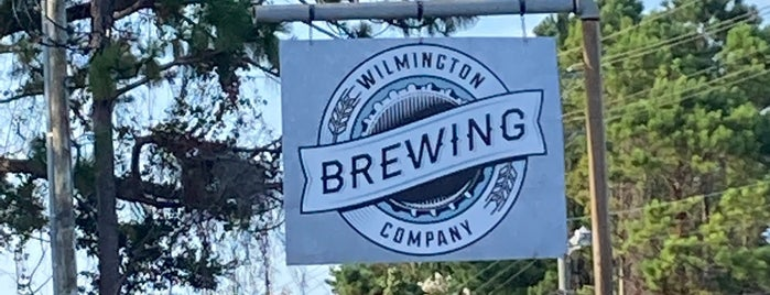 Wilmington Brewing Co is one of NC YumYum NomNom.