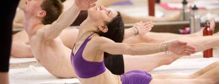 Bikram Yoga Maple Shade is one of Кристина'ın Kaydettiği Mekanlar.