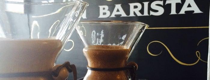 Café Memorias de un Barista is one of Los Mejores Cafés de Especialidad del DF.