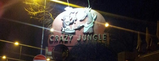Crazy Jungle is one of Cocktail Bar & Salotto.