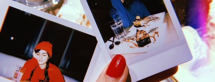 D Spot Dessert Cafe is one of Mange avec moi.
