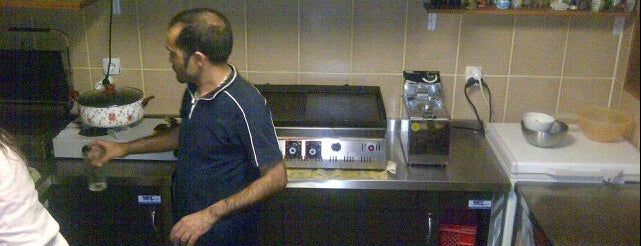 Cafe de Marin is one of Ece'nin Kaydettiği Mekanlar.