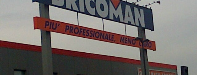 Bricoman is one of Ferrara x.