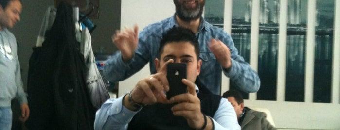 Salon Onsin is one of Locais curtidos por Samet K..