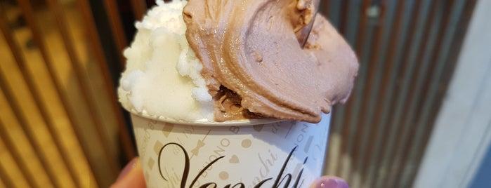 Venchi is one of Locais curtidos por Natalia.