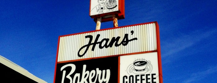 Hans' Bakery is one of MN.