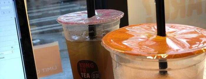 Kung Fu Tea is one of Lugares favoritos de Breanna.