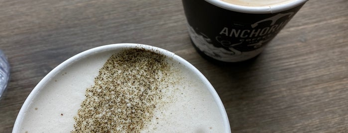 Anchorhead Coffee is one of Bellevue.