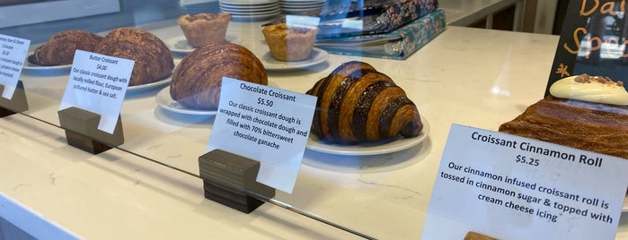 Twisted Croissant is one of Oregon.