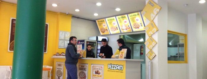 Pizzam is one of Posti che sono piaciuti a Murat.