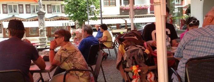 Cafe Lässer is one of สถานที่ที่บันทึกไว้ของ Marcel.