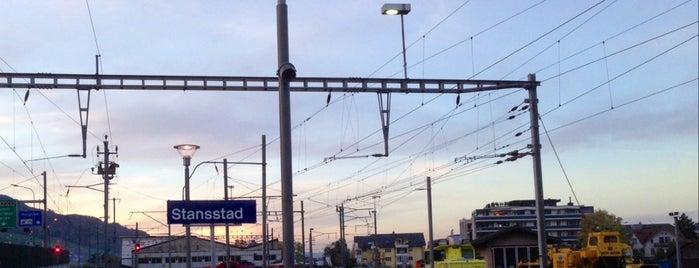 Bahnhof Stansstad is one of schon gemacht 2.