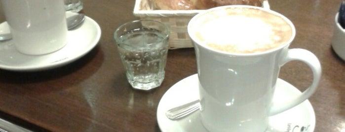 Break, coffee break Rosario