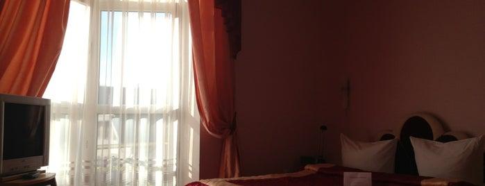 Отель Семашко is one of Posti che sono piaciuti a Ягужинская.