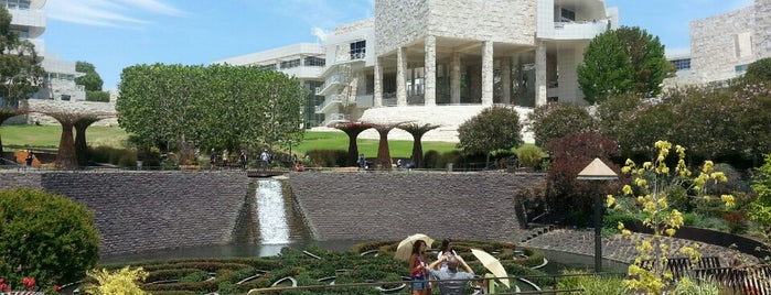 Getty Center is one of Lonely Planet LA.