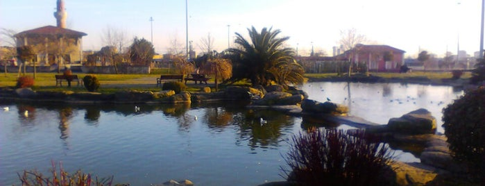 Topkapı Kültür Parkı is one of Dinlenme Yerleri - İstanbul Avrupa.